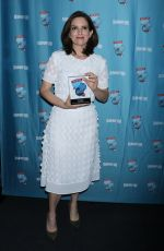 TINA FEY at broadway.com Audience Choice Awards Winners Cocktail Party in New York 05/24/2018