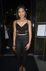 TISHA MERRY at Hotel Gotham 3rd Birthday Party in Manchester 05/24/2018