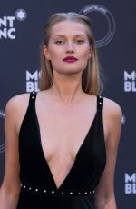 TONI GARRN at Montblanc Dinner at Cannes Film Festival 05/16/2018