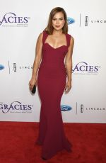 TONI TRUCKS at 2018 Gracie Awards Gala in Beverly Hills 05/22/2018