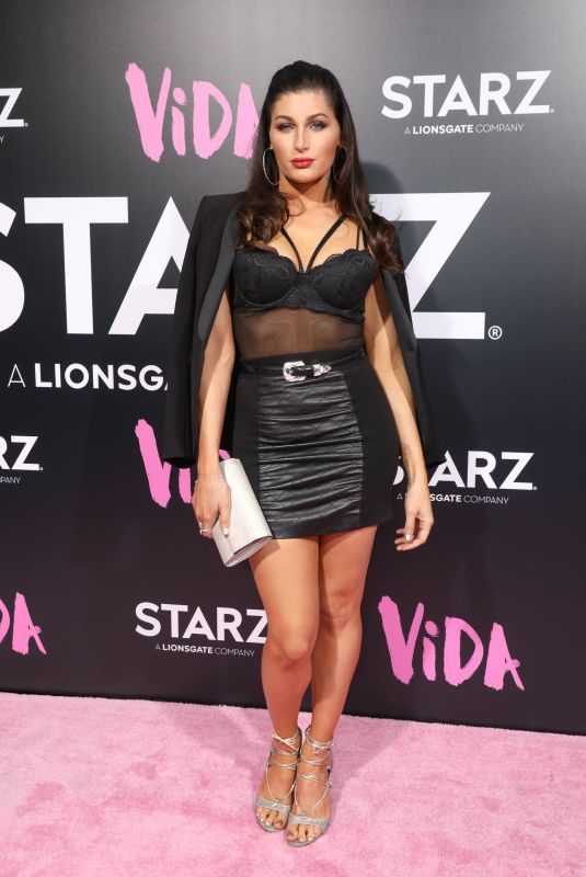 TRACE LYSETTE at Vida Premiere in Los Angeles 05/01/2018