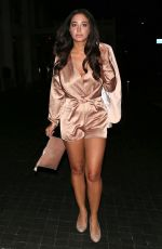 TULISA CONTOSTAVLOS Night Out in Beverly Hills 05/28/2018