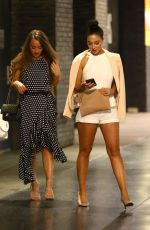 TULISA CONTOSTAVLOS Night Out in Hollywood 05/21/2018