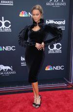 TYRA BANKS at Billboard Music Awards in Las Vegas 05/20/2018