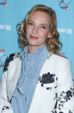 UMA THURMAN at broadway.com Audience Choice Awards Winners Cocktail Party in New York 05/24/2018