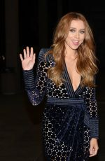 UNA HEALY Arrives at Ray Darcy Show at RTE One 05/05/2018