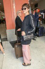 URSULA CORBERO Arrives at Nice Airport 05/08/2018