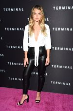 VALENTINA GENTA at Terminal Premiere in Los Angeles 05/08/2018