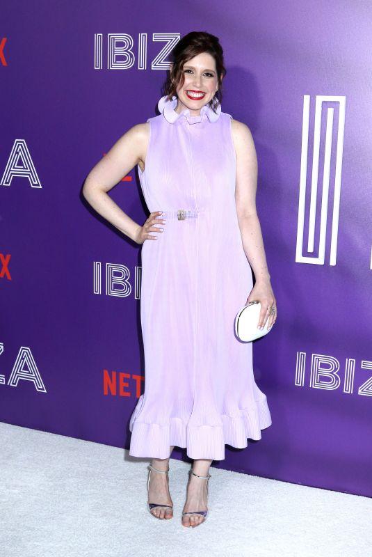 VANESSA BAYER at Ibiza Special Screening in New York 05/21/2018