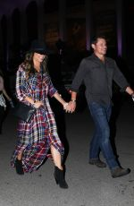 VANESSA LACHEY Arrives at The Forum in Inglewood 04/29/2018