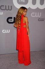 VANESSA MORGAN at CW Network Upfront Presentation in New York 05/17/2018