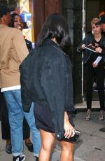 VANESSA WHITE at Puma x MCM Launch Party in London 05/24/2018