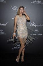 VICTORIA BONYA at Secret Chopard Party at 71st Cannes Film Festival 05/11/2018