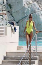 VICTORIA BONYA in Swimsuit at Hotel Du Cap Eden-roc in Antibes 05/09/2018