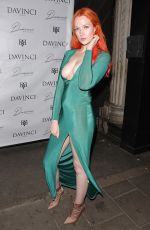 VICTORIA CLAY at Davinci London Collection Launch Party 05/24/2018