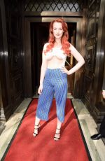 VICTORIA CLAY at Tangle Teezer Pool Party in London 05/01/2018