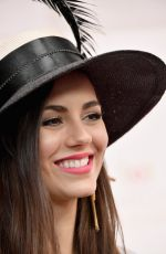 VICTORIA JUSTICE at 2018 Kentucky Derby at Churchill Downs in Louisville 05/05/2018