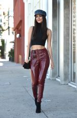 VICTORIA JUSTICE Out and About in Los Angeles 05/16/2018