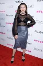 VICTORIA KONEFAL at Nylon Young Hollywood Party in Hollywood 05/22/2018