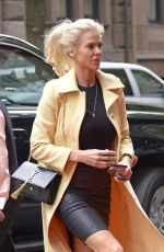 VICTORIA SILVSTEDT Arrives at Mark Hotel in New York 05/06/2018