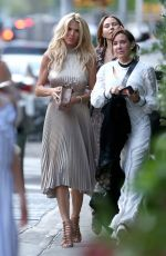 VICTORIA SILVSTEDT at Roxy Hotel in New York 05/03/2018
