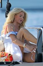 VICTORIA SILVSTEDT Out in Cannes 05/18/2018