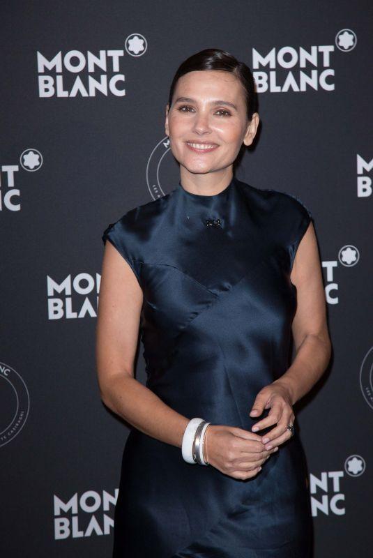 VIRGINE LEDOYEN at Montblanc Dinner at Cannes Film Festival 05/16/2018