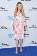 VIRGINIA GARDNER at Disney/ABC International Upfronts in Burbank 05/20/2018