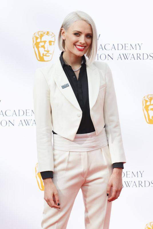 WALLIS DAY at Bafta TV Awards in London 05/13/2018