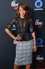 WENDY RAQUEL at Disney/ABC/Freeform Upfront in New York 05/15/2018
