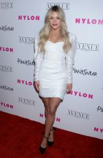 WITNEY CARSON at Nylon Young Hollywood Party in Hollywood 05/22/2018