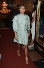 YARA SHAHIDI at Lower Eastside Girls Club Spring Fling in New York 05/16/2018