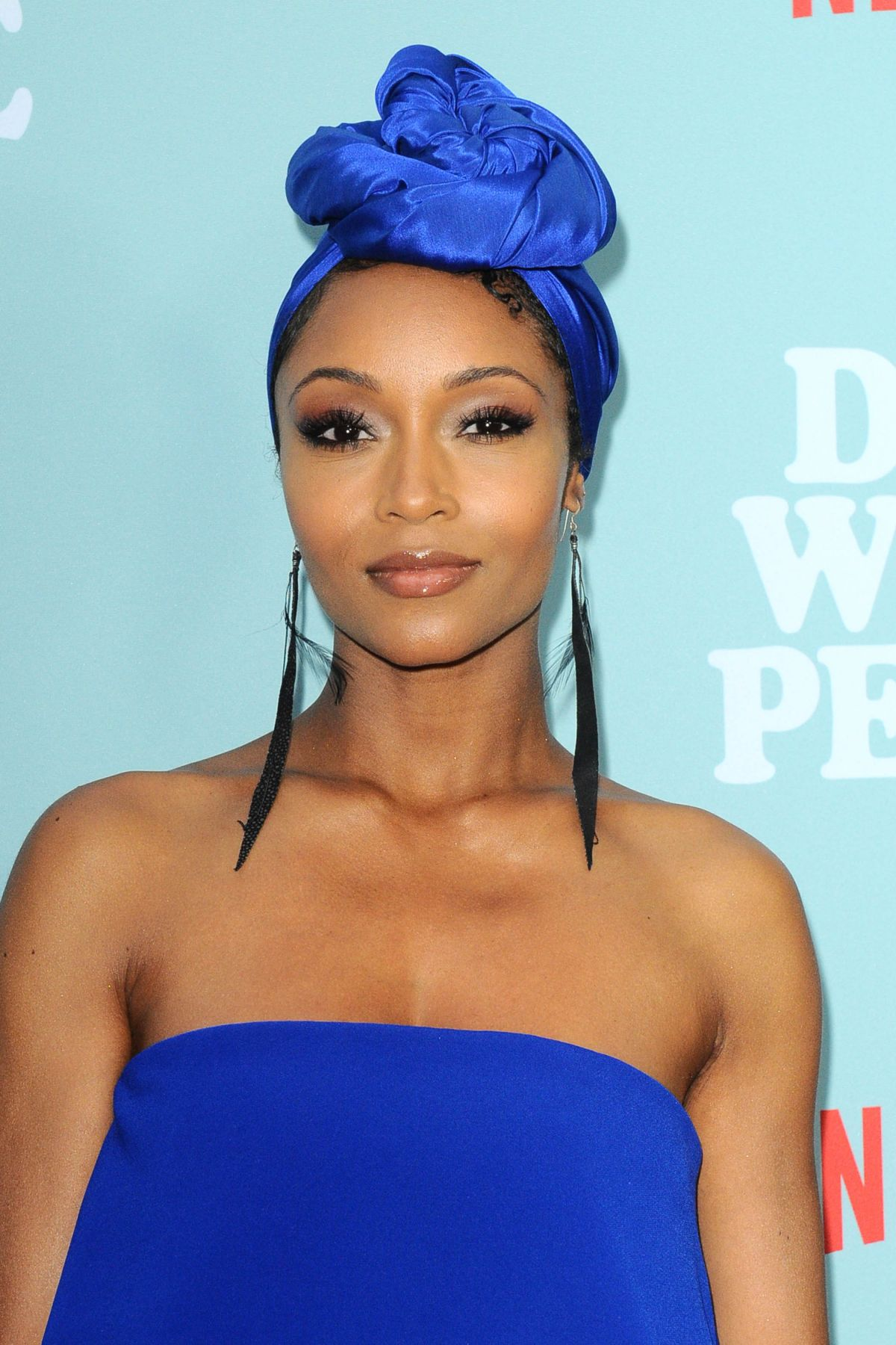 Yaya Dacosta At Dear White People Premiere In Los Angeles 05