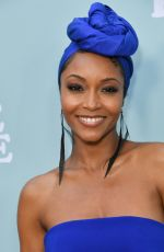 YAYA DACOSTA at Dear White People Premiere in Los Angeles 05/02/2018
