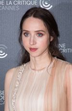 ZOE KAZAN at Wild Life Photocall at 2018 Cannes Film Festival 05/09/2018