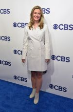 ZOE PERRY at CBS Upfront Presentation in New York 05/16/2018