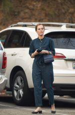 ZOEY DEUTCH Out and About in West Hollywood 05/22/2018