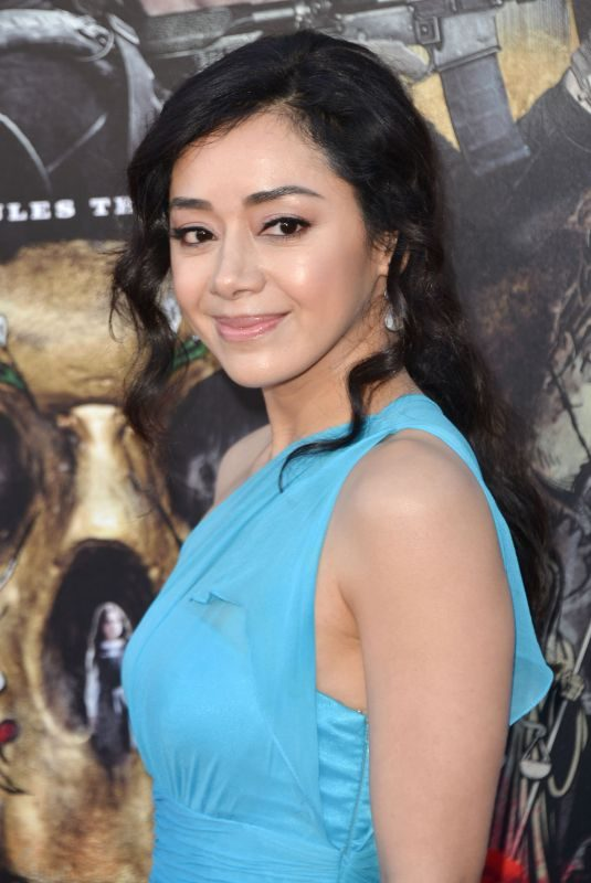 AIMEE GARCIA at Sicario: Day of the Soldado Premiere in Los Angeles 06/26/2018