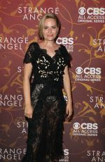 AIMEE MULLINS at Strange Angel Premiere in Hollywood 06/04/2018