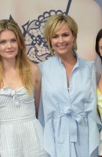 AISHA DEE, MEGHAN FAHY, MELORA HARDIN and KATIE STEVENS at The Bold Type Photocall at 58th Monte Carlo TV Festival 06/16/2018