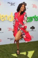 AJIONA ALEXUS at Children Mending Hearts Gala in Los Angeles 06/10/2018