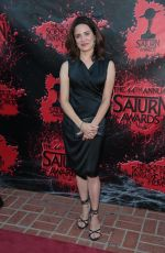 ALANNA UBACH at 2018 Saturn Awards in Burbank 06/27/2018