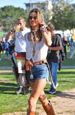 ALESSANDRA AMBROSIO at Arroyo Seco Music Festival in Pasadena 06/23/2018
