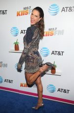 ALESSANDRA AMBROSIO at Iheartradio Wango Tango by AT&T in Los Angeles 06/02/2018