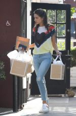 ALESSANDRA AMBROSIO at Sugar Paper Store in Brentwood 06/12/2018