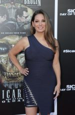 ALEX MENESES at Sicario: Day of the Soldado Premiere in Los Angeles 06/26/2018
