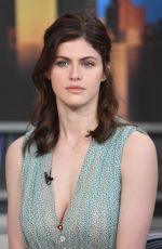 ALEXANDRA DADDARIO at Good Day New York in New York 05/31/2018