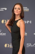ALEXANDRA PARK at 2018 Monte Carlo TV Festival Opening 06/15/2018