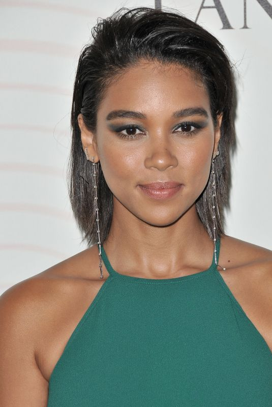 ALEXANDRA SHIPP at Women in Film Crystal and Lucy Awards in Los Angeles 06/13/2018