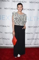 ALI LANDRY at Next Health Opening in Los Angeles 06/05/2018